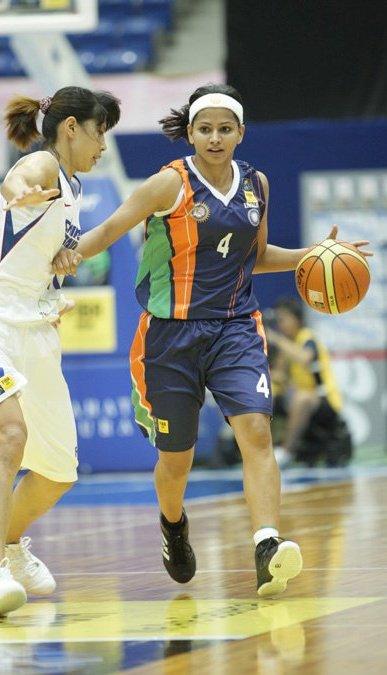 Akanksha SinghAkanksha Singh Basketball